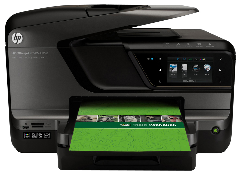 Multifuncional HP Officejet 8600DN PLUS